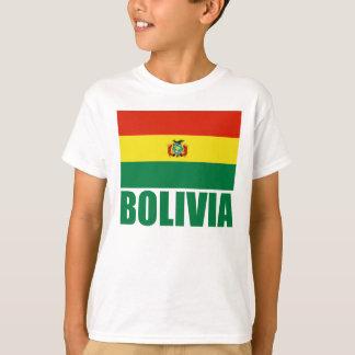 Texto del verde de la bandera de Bolivia Playera