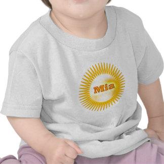 Texto elegante de NOVINO Camisetas