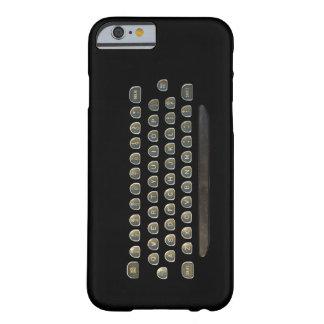 Texto la manera pasada de moda funda para iPhone 6 barely there