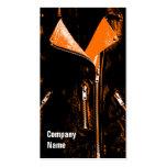 Texto lateral negro anaranjado de la chaqueta de c