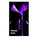 Texto lateral negro púrpura de la chaqueta de cuer