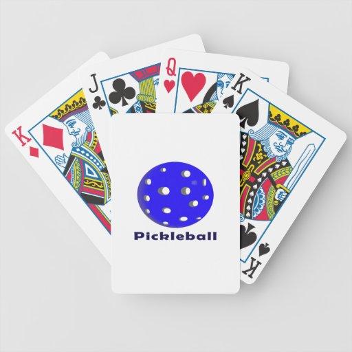 texto n ball.png azul del pickleball barajas de cartas