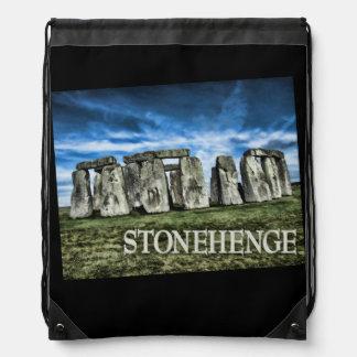 TEXTO Stonehenge de Stonehenge Inglaterra Mochilas
