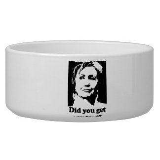 Textos de Hillary Bol Para Perro
