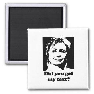 Textos de Hillary Imanes