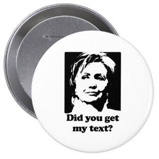 Textos de Hillary Pin