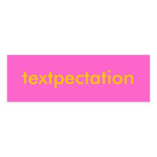 TEXTPECTATION Flirty Card