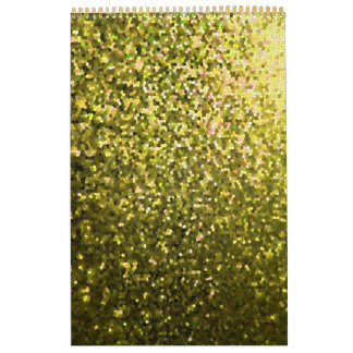 Textura 2014 de la chispa del mosaico del oro del