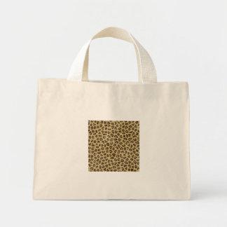 Textura 2 de Jaguar Bolsa Tela Pequeña