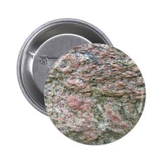 Textura abstracta de la roca aislada pins
