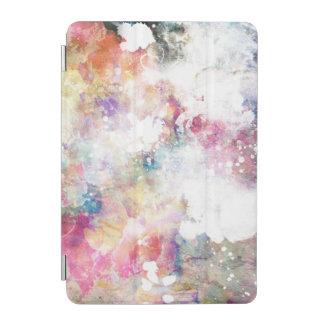 Textura abstracta del grunge con la pintura 2 de cover de iPad mini