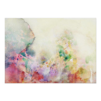 Textura abstracta del grunge con la pintura de la  póster