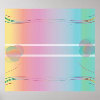 textura abstracta póster