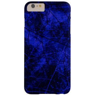 Textura agrietada del Grunge del modelo de la laca Funda De iPhone 6 Plus Barely There