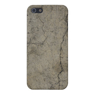 textura agrietada iPhone 5 carcasa