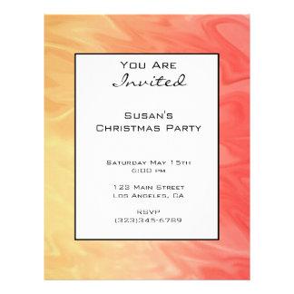Textura amarilla roja del navidad tarjetas publicitarias