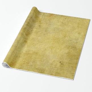 Textura amarilleada del pergamino
