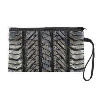 Textura automotriz de goma del neumático