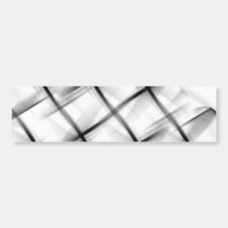 Textura blanca de la armadura de cesta pegatina para auto