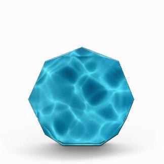 textura cáustica subacuática del modelo