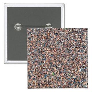 Textura colorida de las piedras del guijarro pin