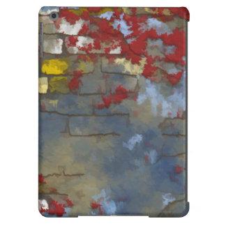 Textura colorida TPD de la pared Funda Para iPad Air