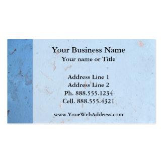 Textura concreta azul tarjetas de visita