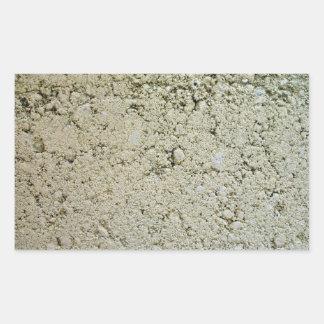 Textura concreta de la piedra caliza rectangular altavoces