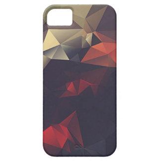 Textura cristalina iPhone 5 Case-Mate funda