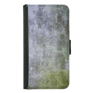 Textura cubierta musgo abstracto de la pared de
