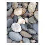 Textura de Beachstone Membretes Personalizados