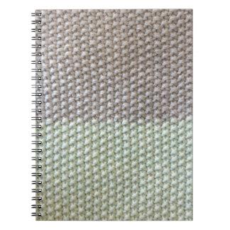 Textura de cuerda mint SIRAdesign gris Vienna by Cuaderno