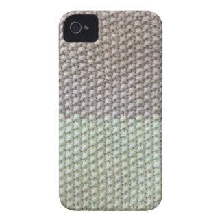 Textura de cuerda mint SIRAdesign gris Vienna by iPhone 4 Case-Mate Carcasas