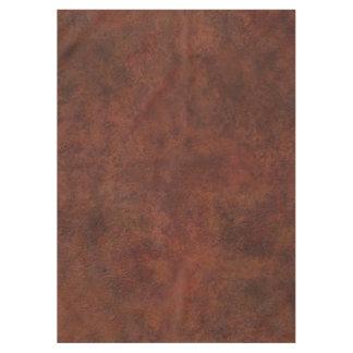 Textura de encargo del cuero del Grunge de Brown Mantel