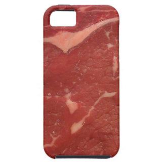 Textura de la carne iPhone 5 carcasa