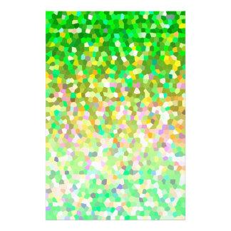 Textura de la chispa del mosaico de la impresión d