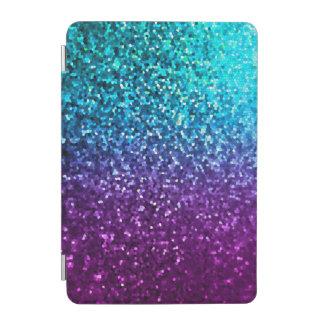 Textura de la chispa del mosaico del iPad de la cu Cover De iPad Mini