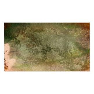 Textura de la corteza del verde y del rosa de OM Tarjeta De Visita