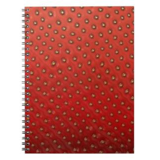 Textura de la fresa libro de apuntes