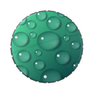 Textura de la gota de agua del trullo