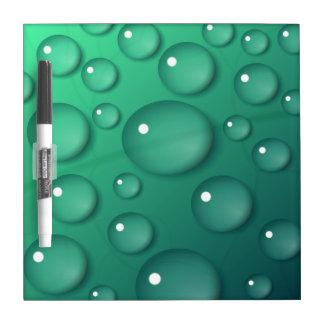 Textura de la gota de agua del trullo pizarra