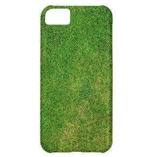 Textura de la hierba verde funda para iPhone 5C