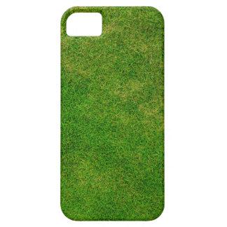 Textura de la hierba verde funda para iPhone SE/5/5s