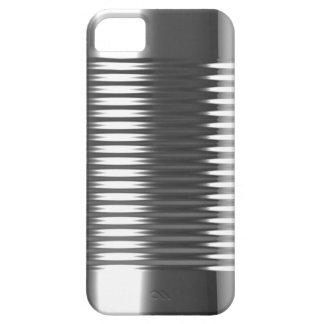 textura de la lata 3d iPhone 5 Case-Mate coberturas