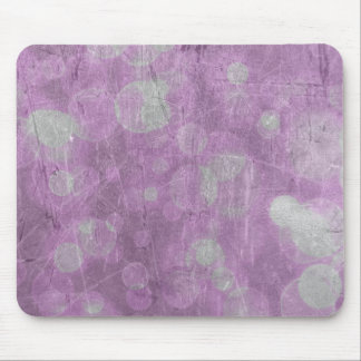 Textura de la pared (efectos rosados y blancos) alfombrilla de raton