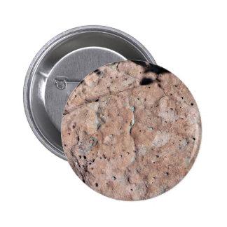 Textura de la roca de Redstone con los pequeños ag Pins