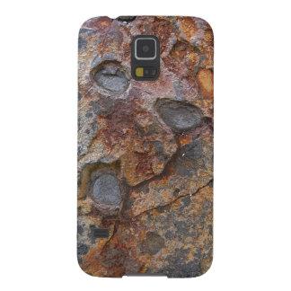 Textura de la roca sedimentaria funda para galaxy s5
