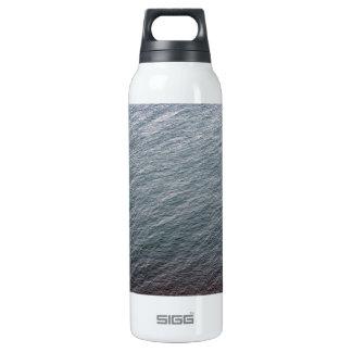 Textura de la superficie del mar