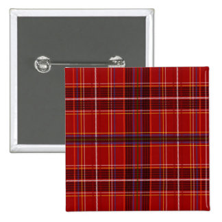 Textura de la tela del tartán pin cuadrada 5 cm