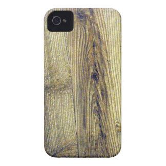 Textura de la viruta del vintage Case-Mate iPhone 4 cárcasa